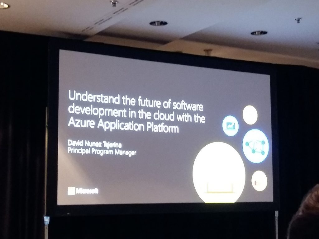 Microsoft Azure Cloud understand the future of software